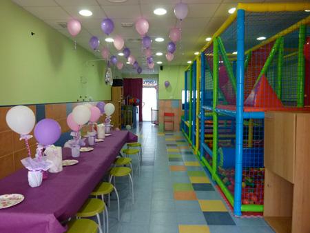 Alquiler local benalm dena for Alquiler parque de bolas