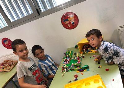 Construcción con Legos